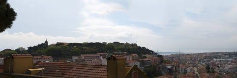 Лиссабон, Португалия, иберийский полуостров, Европа Стоковые Фотографии RF