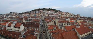 Лиссабон, Португалия, иберийский полуостров, Европа Стоковое Фото