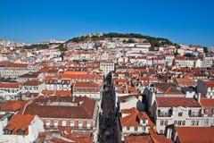Лиссабон Стоковое Изображение