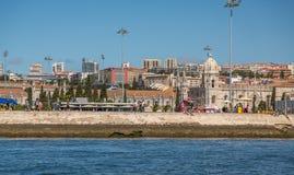 Лиссабон Jeronimos Стоковое фото RF