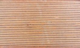 Лиственница, часть текстурированных отделок от древесины доска от лиственницы, конец шага вверх Стоковая Фотография RF