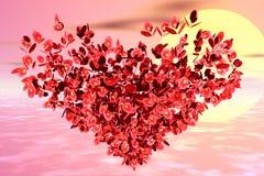Листво цветка Стоковая Фотография RF