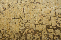 Листовое золото Для предпосылки и текстур стоковые изображения