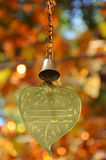 Листовое золото для пишет желание, Таиланд стоковое изображение rf