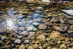 Листопад на потерянном парке штата кленов в Техасе Стоковые Фотографии RF