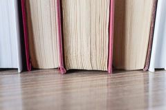 Листы книг Стоковая Фотография