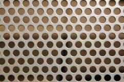листы пефорированные металлом Стоковое Изображение RF
