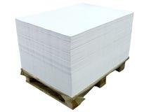 листы смещенной бумаги Стоковые Изображения RF