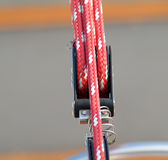 листы sailing Стоковая Фотография RF