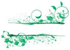 листья знамени бесплатная иллюстрация