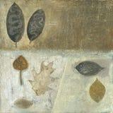листья искусства Стоковая Фотография RF