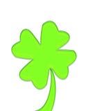 листья клевера 4 Стоковое Изображение RF