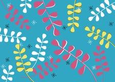 листья органические Стоковая Фотография