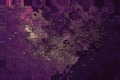 Листья осени на старой предпосылке древесины grunge Взгляд сверху листьев grunge на древесине Яркий блеск разбросанный на поверхн бесплатная иллюстрация
