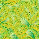 листья падения иллюстрация вектора