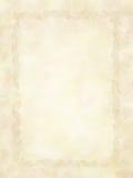 листья рамки предпосылки Стоковая Фотография