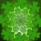листья удачливейшие Стоковая Фотография