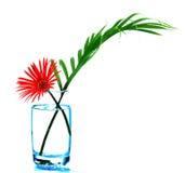 листья цветка Стоковая Фотография RF