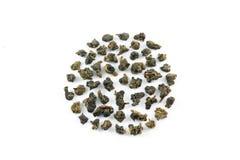 Листья чая Oolong стоковые изображения