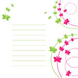 лист бабочки бумажный стоковое фото rf