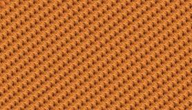 Лист Брайна сухие дальше для предпосылки Стоковые Фото