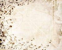 Лист музыки Стоковые Фото