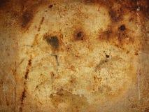 лист ржавчины металла старый Стоковое Изображение RF
