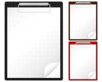 лист clipboard Стоковые Фотографии RF