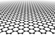 лист graphene Стоковое фото RF