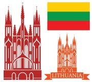 Литва Стоковое Фото