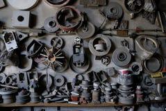 литейный металл Стоковая Фотография RF