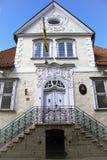 Литовское посольство в Таллине Стоковая Фотография