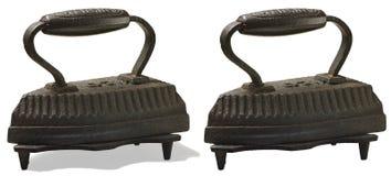 литое железо старое Стоковое фото RF