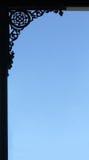 литое железо Стоковая Фотография