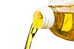 Лить масло Стоковое фото RF