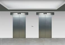 лифты стоковое фото rf