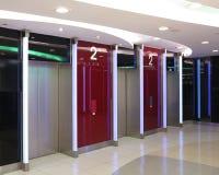 Лифт в здании Стоковые Изображения RF