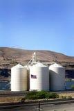 Лифт зерна стоковые фото