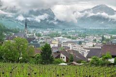 Лихтенштейн Стоковые Изображения