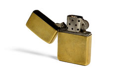 Лихтер золота Стоковое фото RF