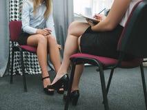 Личная занятость офиса консультации стоковое фото rf