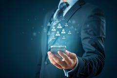 Личная защита данных и GDPR стоковые фотографии rf