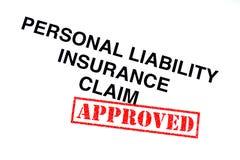 Личная заявка обязательства по страхованию бесплатная иллюстрация