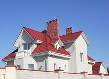 личная резиденция Стоковое Фото