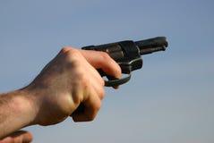 личное огнестрельное оружие Стоковое Фото