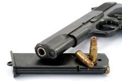 личное огнестрельное оружие Стоковое Изображение RF