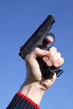 личное огнестрельное оружие Стоковая Фотография