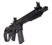 Личное огнестрельное оружие AR15 Стоковое Фото