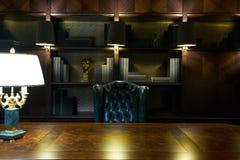 Личный кабинет Стоковое Фото