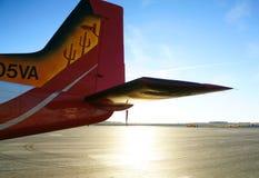 Личный самолет Стоковые Фото